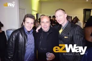 Jonny Vegas Namer, Larry Namer, and Eric Zuley