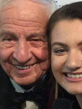 Garry Marshall and Laci Kay
