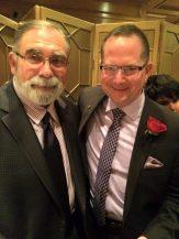 George with Jack Hoffman