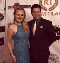 Jayme Clair and Kamiar Tarighi